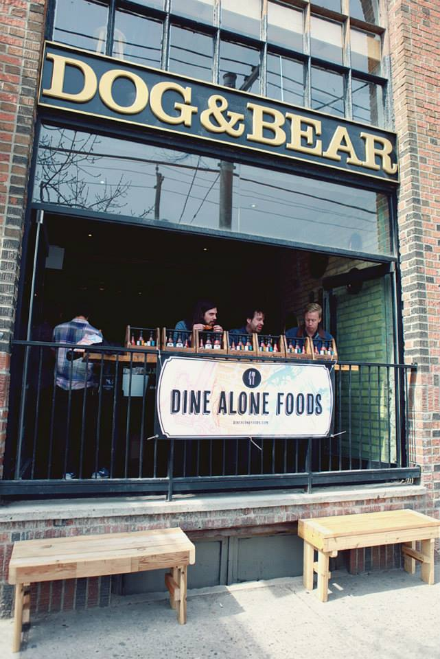 Dine Alone Foods Official Launch Party