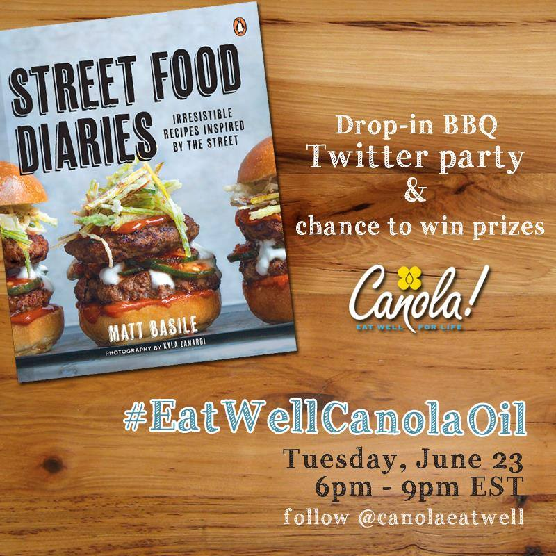 Dine Alone Foods Welcomes Canola Eat Well for a Rock n' Roll BBQ