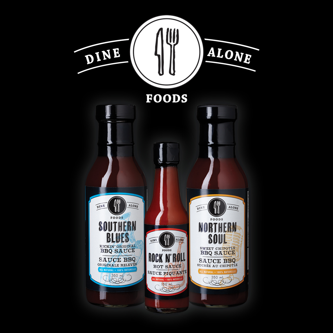 Dine Alone Foods Launches During Canadian Music Week