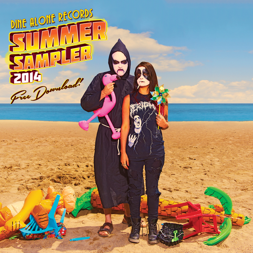 The Dine Alone Summer Sampler has arrived